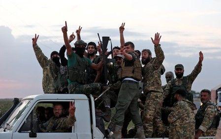 Sham US/Turkish Ceasefire in Northern Syria