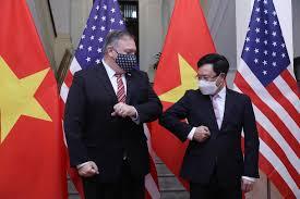 Pompeo's Anti-China Foreign Tour