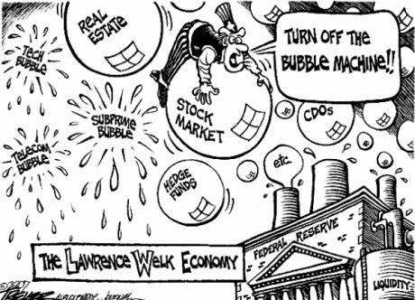The global economic crisis deepens.