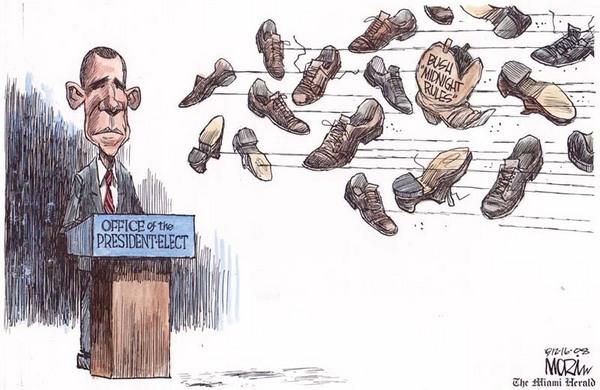 Obama's agenda belies his rhetoric