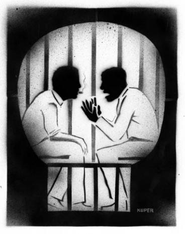 Torture commonly occurs in America's homeland gulag