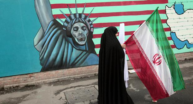 Establishment Media Anti-Iran Rage