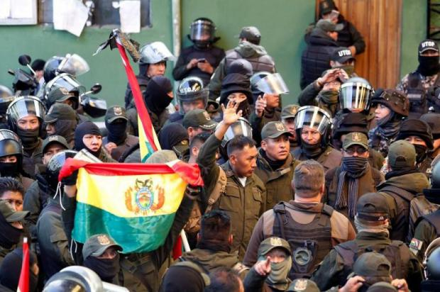 Bolivian Democracy Under Morales v. the Scourge of US Installed Fascist Tyranny