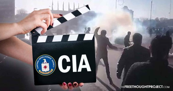 Iran Arrests Ringleaders of CIA Orchestrated Riots
