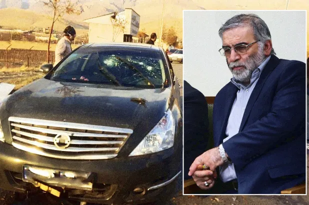 Israel Behind Assassination of Top Iranian Nuclear Scientist?