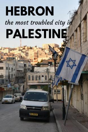 Israeli Repression of Palestinians in Hebron
