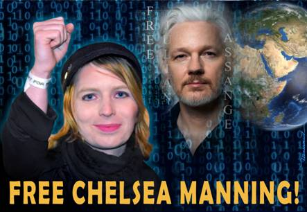 US Hardliners Want Julian Assange and Chelsea Manning Crucified