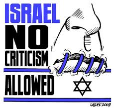 Israel's War on Free Expression