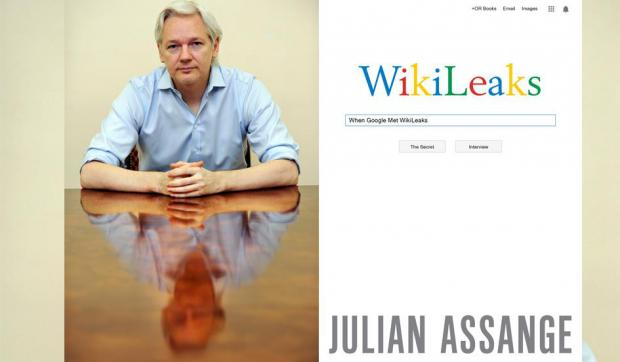 Assange: Google Is Not What It Seems