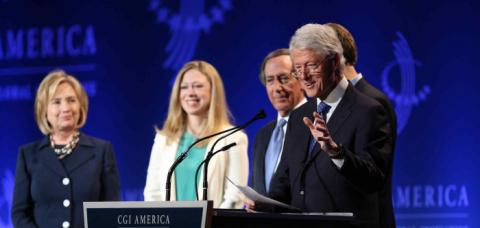 Are Chelsea Clinton's quid pro quo deals worse than those of Hunter Biden?