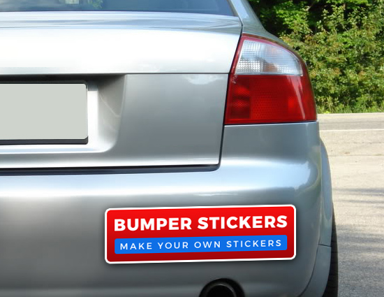 It IS 1984 and Your Bumper Sticker Can Land You In Jail