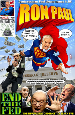 Ron Paul Leads in New Hampshire