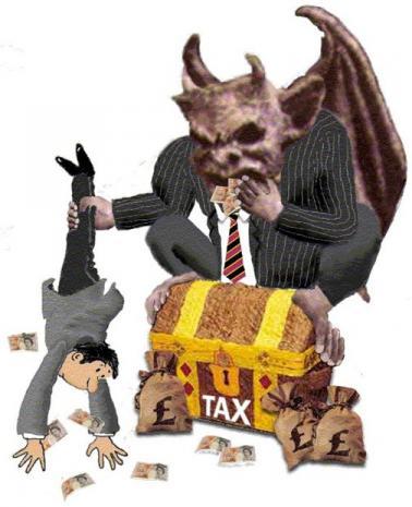 Income tax IRS fraud