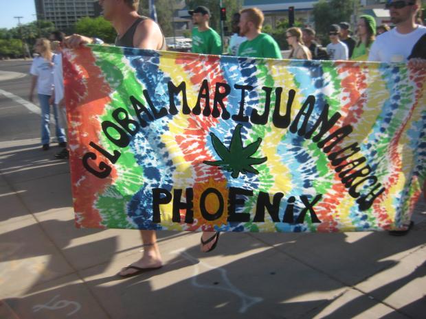 Phoenix Marijuana March