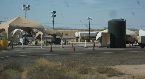 ACTUAL FOOTAGE Pastor Beaten Tazed Border Patrol DPS Arizona court documents checkpoint usa