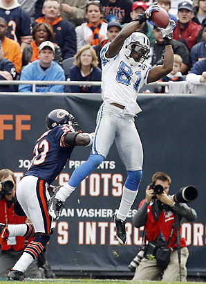 Calvin Johnson touchdown robbery