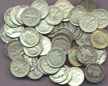 Silver as a Barter Currency