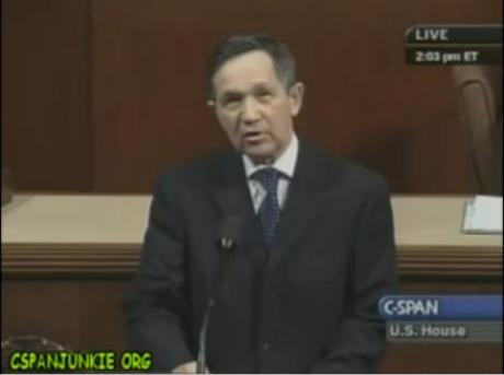 Nationalize the Fed - says Kucinich