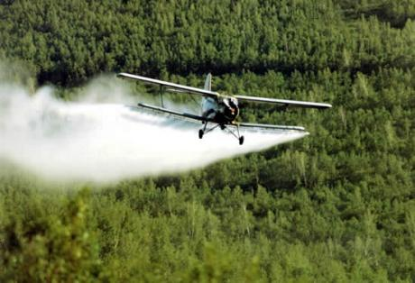 Population to be Sprayed with Unregistered Pesticide
