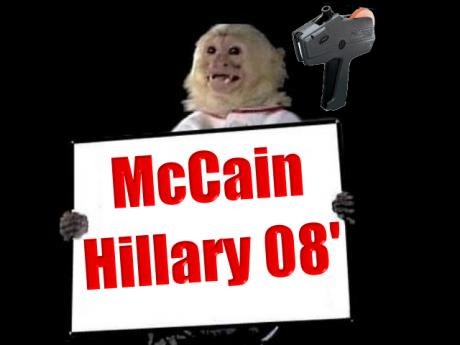 RON PAUL 4409 -- McCain's head pops off!