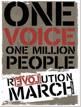 Revolution March: The Who's, What's and Why's