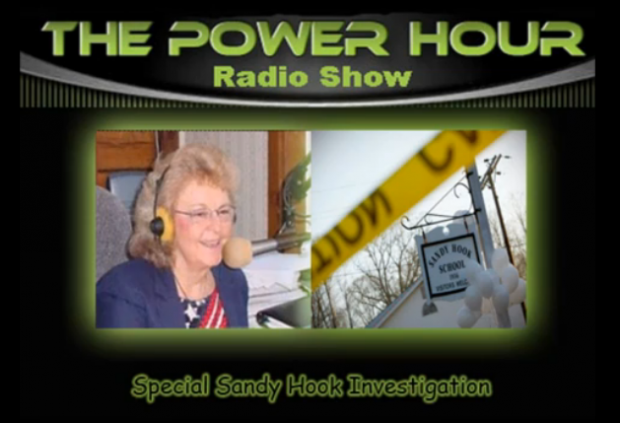Joyce Riley Interviews Mike Powers 1-16-13 The Power Hour Sandy Hook Special Investigation