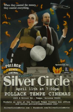Silver Circle Movie Premiere in Tempe, AZ Thursday April 11th, 2013 @ 7 p.m.