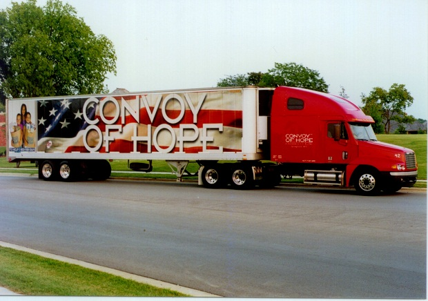 Convoy of Hope - A Driving Passion to Feed the World