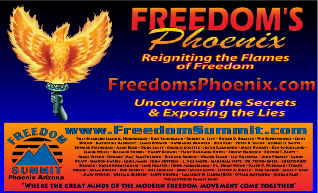 Freedom Summit 2014!