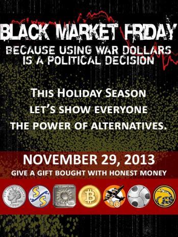 Black Market Friday
