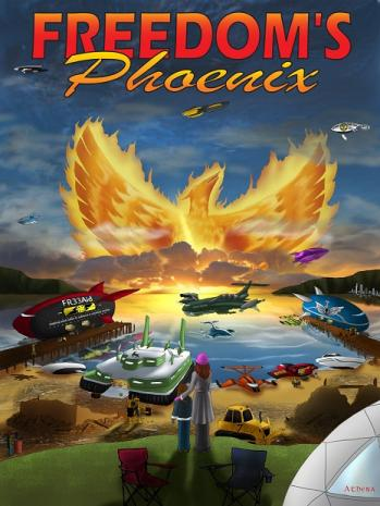 Freedom's Phoenix Digital Magazine December 7th, 2012 Edition - READY FOR DOWNLOAD!