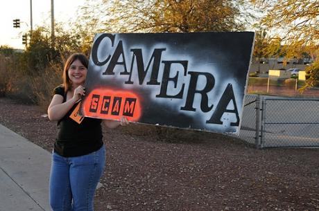 Camera FRAD