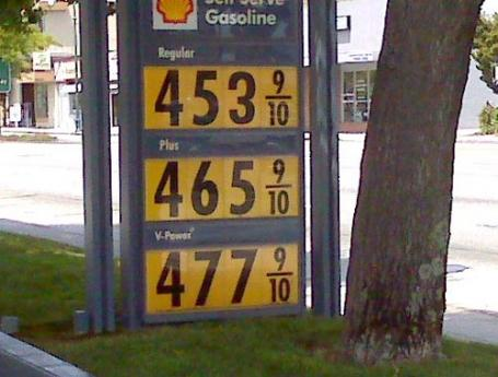 Can someone please explain the logic (if there is any) of fuel prices?