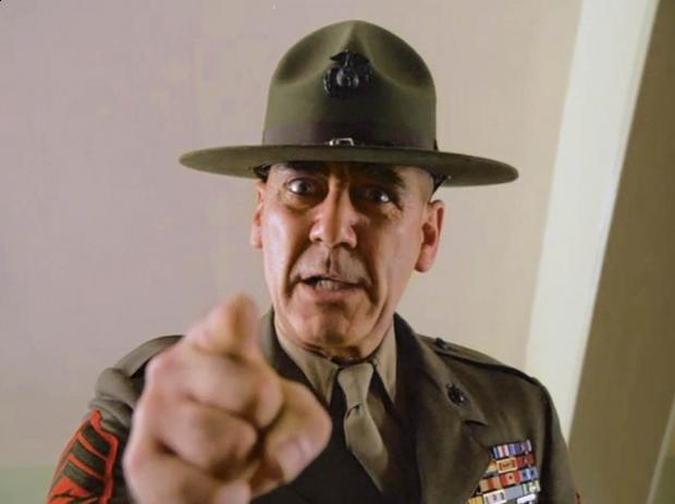 R Lee Ermey  Official Site