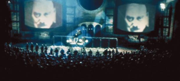 Five Minutes Hate in Orwell's 1984