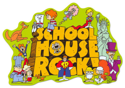 Schoolhouse Rock:  Shot Heard 'Round the World