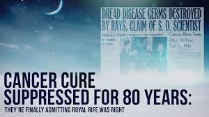 Cancer Cure Suppressed for 80 Years: They're Finally