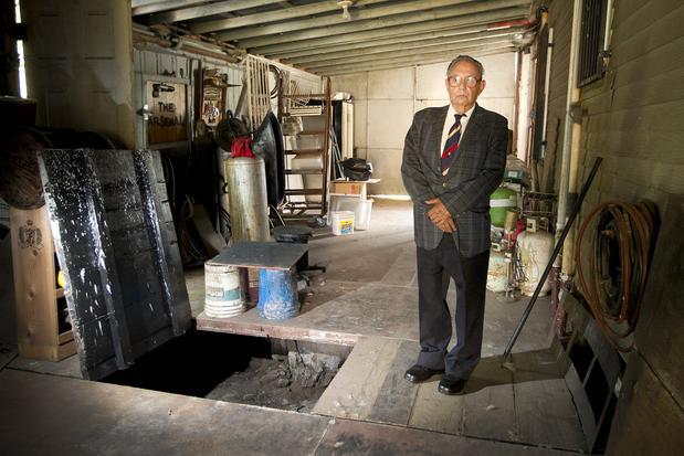 Austin Steals Elderly Veteran's House for Crime of Having Fallout Shelter