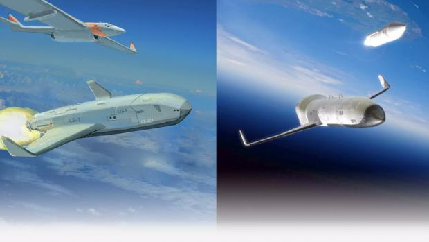darpa projects spacecraft - photo #20