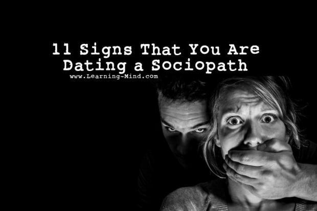 Dating a sociopath in Australia