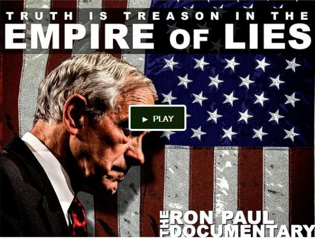 Interview with Charles Goyette on his Ron Paul Documentary