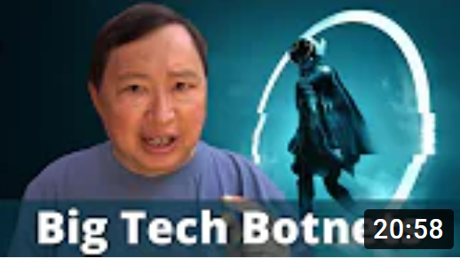 Big Tech Botnets - The Fearsome New Technology