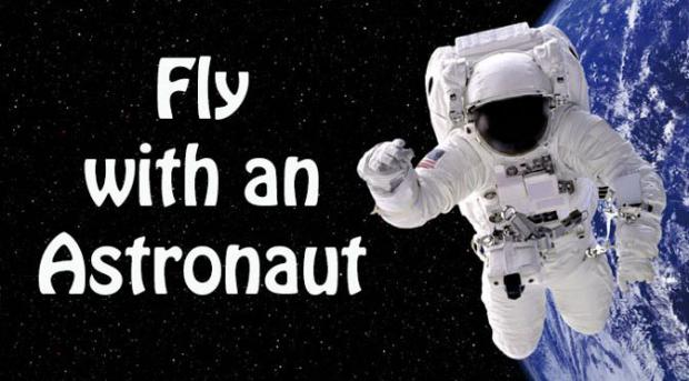 kennedy space center fly with an astronaut review - photo #1