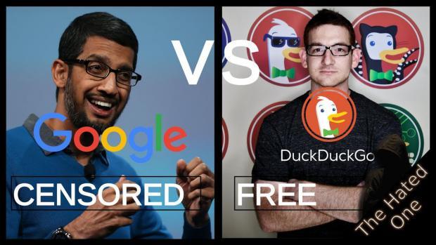 Google vs DuckDuckGo | Search engine manipulation