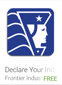 Declare Your Independence APP