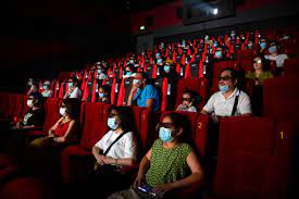 Do I have to wear a mask to watch movie?