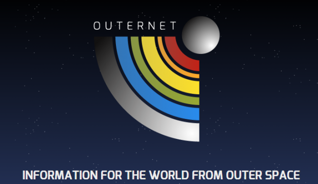 Outernet - Information for the World from Outer Space