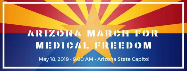 Arizona March For Medical Freedom