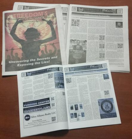 Freedom's Phoenix Newspaper