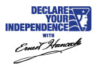 Declare Your Independence with Ernest Hancock Radio Show